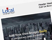 Local Leadpage Plugin