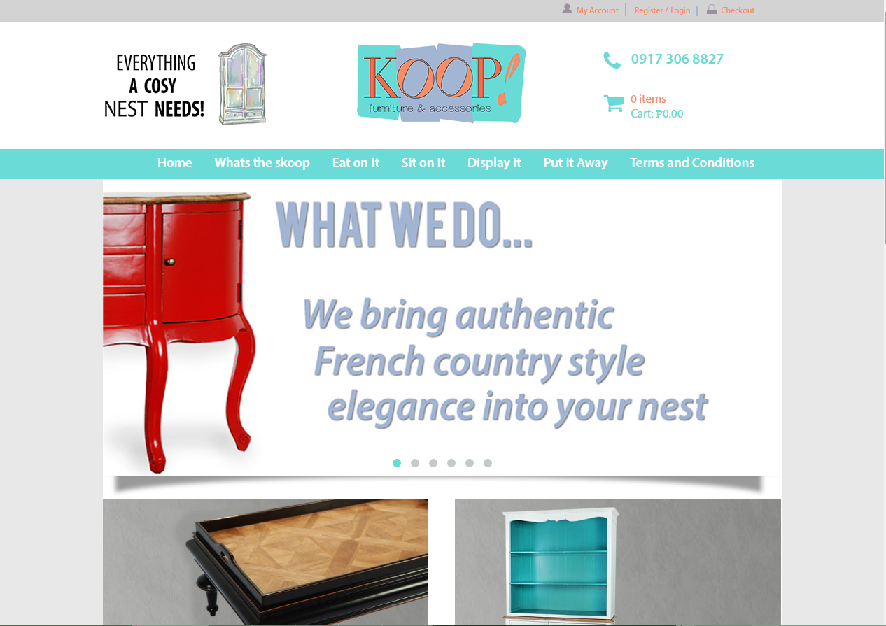 KOOP Furniture & Accessories