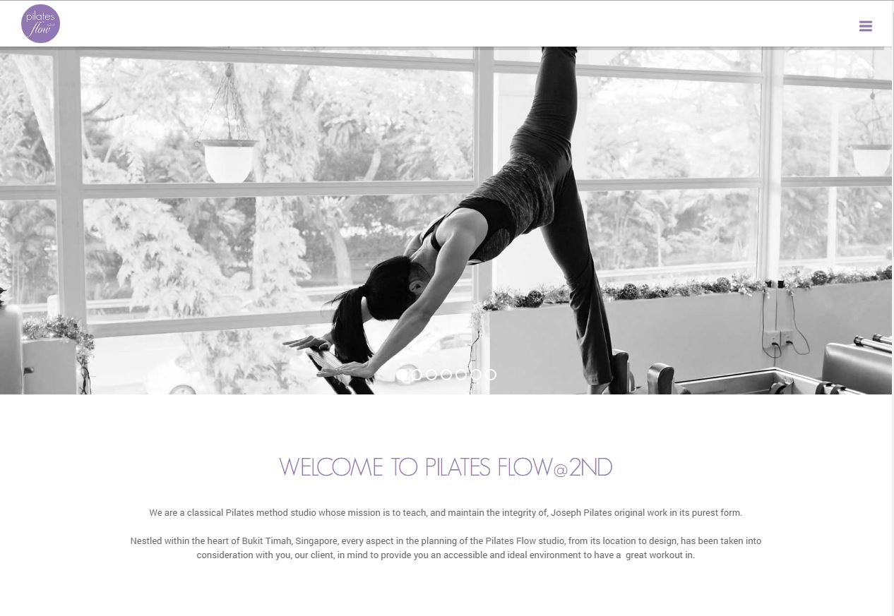Pilates @2nd flow